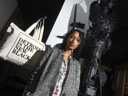 Roslyn Karamoko, founder of theDetroit isthe New Black clothing store, will work with Boys & Girls Clubs of Southeastern Michigan on a program that provides business experience to young people.