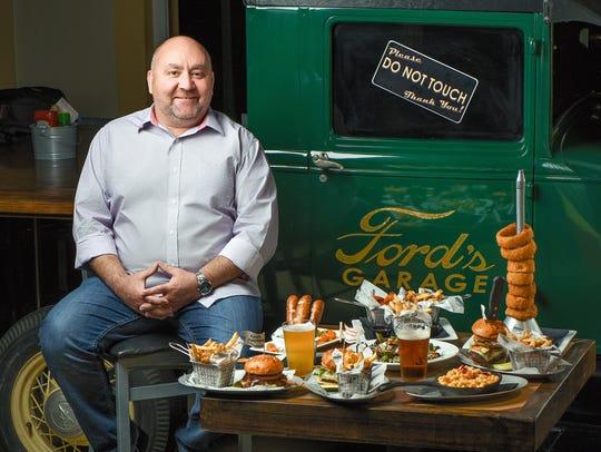 Marc Brown, president of Tampa-based 23 Restaurant