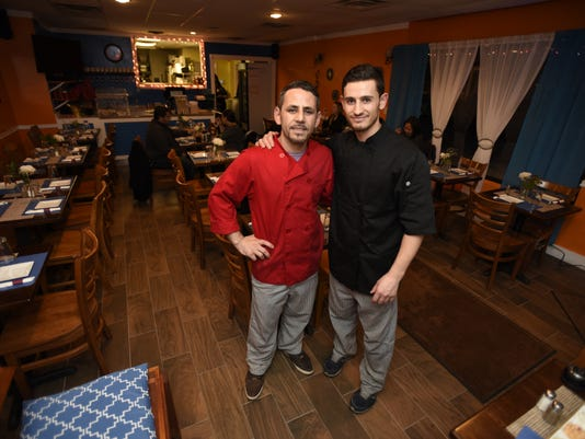 Owners of Angelo's Greek Taverna