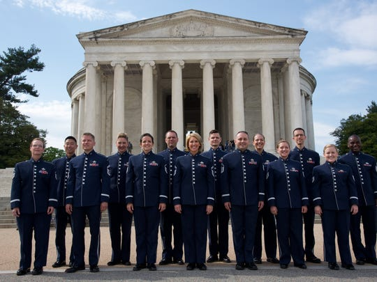 The U.S. Air Force Singing Sergeants