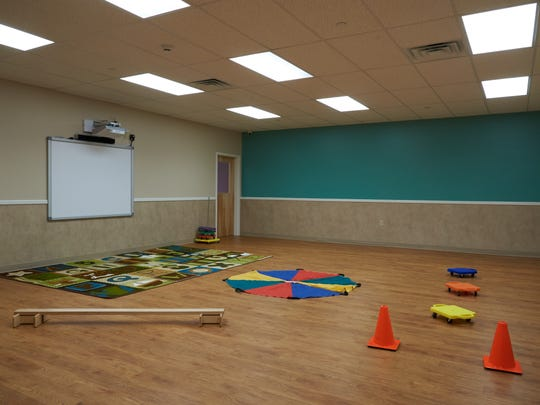 A fun and stimulating learning environment awaits children.