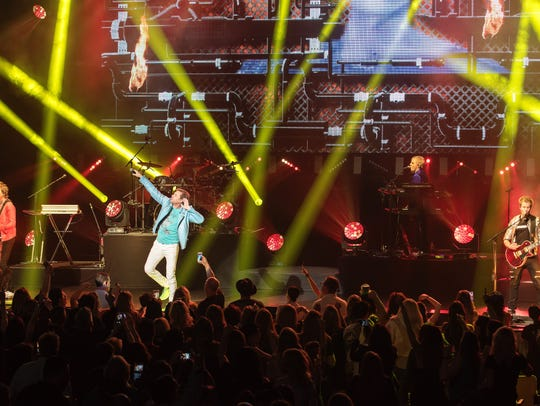 Duran Duran at The Show at Agua Caliente Casino Resort