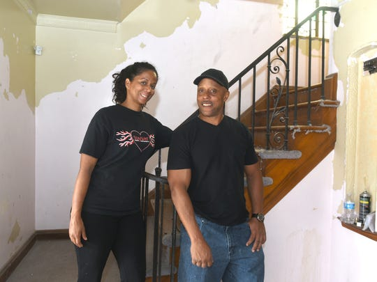 "Tamiko and Frank did much of the work themselves, though the ""This Old House"" crew helped and provided guidance throughout the process."
