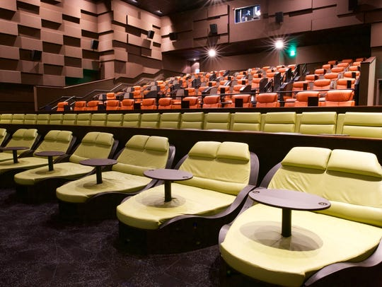 iPic is introducing double chaise seating in the first