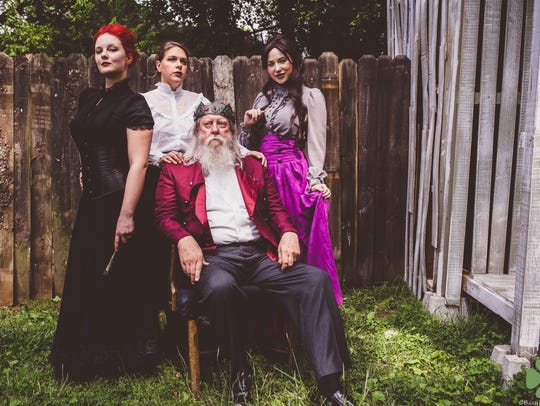'King Lear' is the featured production in the annual