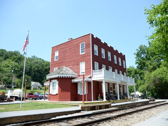 The historic Hanover Junction, and the York County