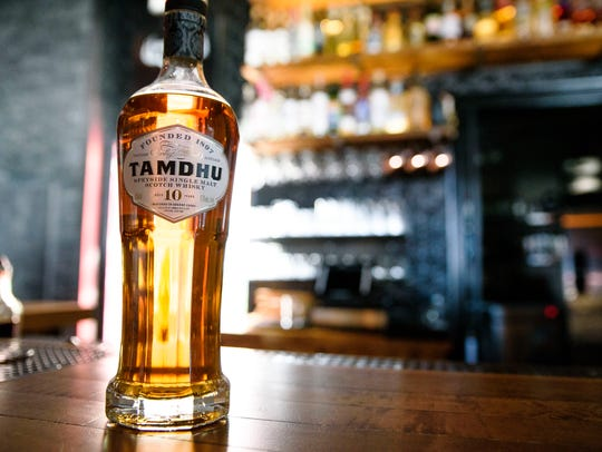 Tamdhu 10 year Scotch whisky. For someone who wants