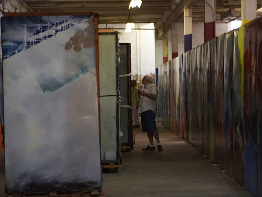 The Paterson Art Walk at the Art Factory.