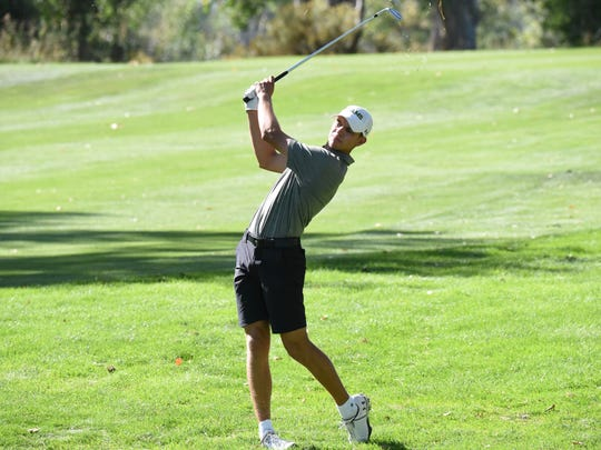 A.J. Ott and the other members of the CSU men's golf program helped the team earn a perfect Academic Progress Rate score of 1,000 for the four-year period ending with the 2017-18 school year, according to scores released Wednesday by the NCAA.