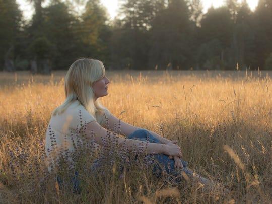 "In ""Woodshock,"" Theresa (Kirsten Dunst) has a tenuous"