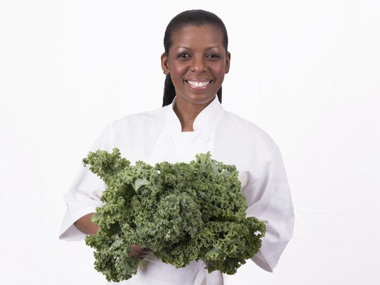 Michelle Timothee, owner and chef -LaTalaye,