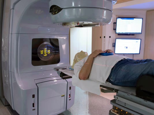 Radiation Therapy Treatment