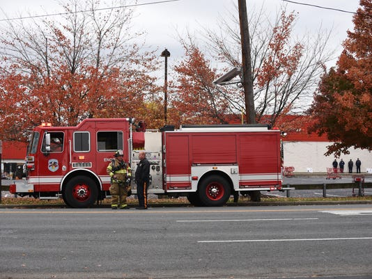 Gas Leak in East Rutherford