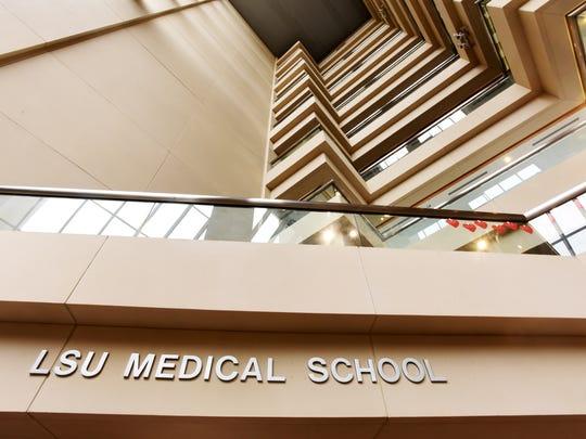 LSU Medical School in Shreveport.