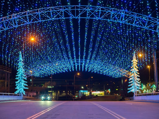 Smoky Mountain Winterfest kicked off Nov. 6 and will continue to February 2018.