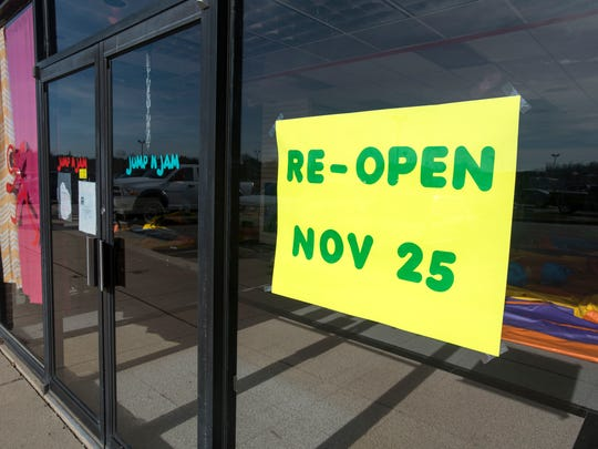 Jump N Jam, located at 3198 Gratiot Blvd. in Marysville, will reopen Saturday. The business has been closed since owner Cheryl Myny was shot and killed by her husband inside the business Nov. 11.