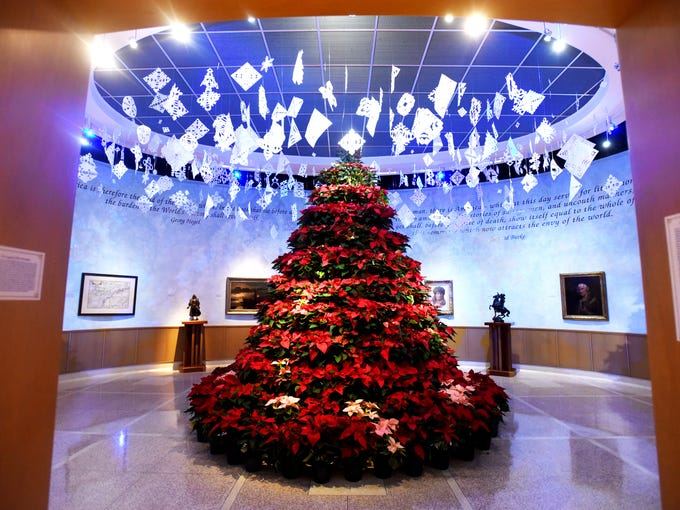 broadway christmas show at the rw norton art gallery - Christmas Broadway Shows