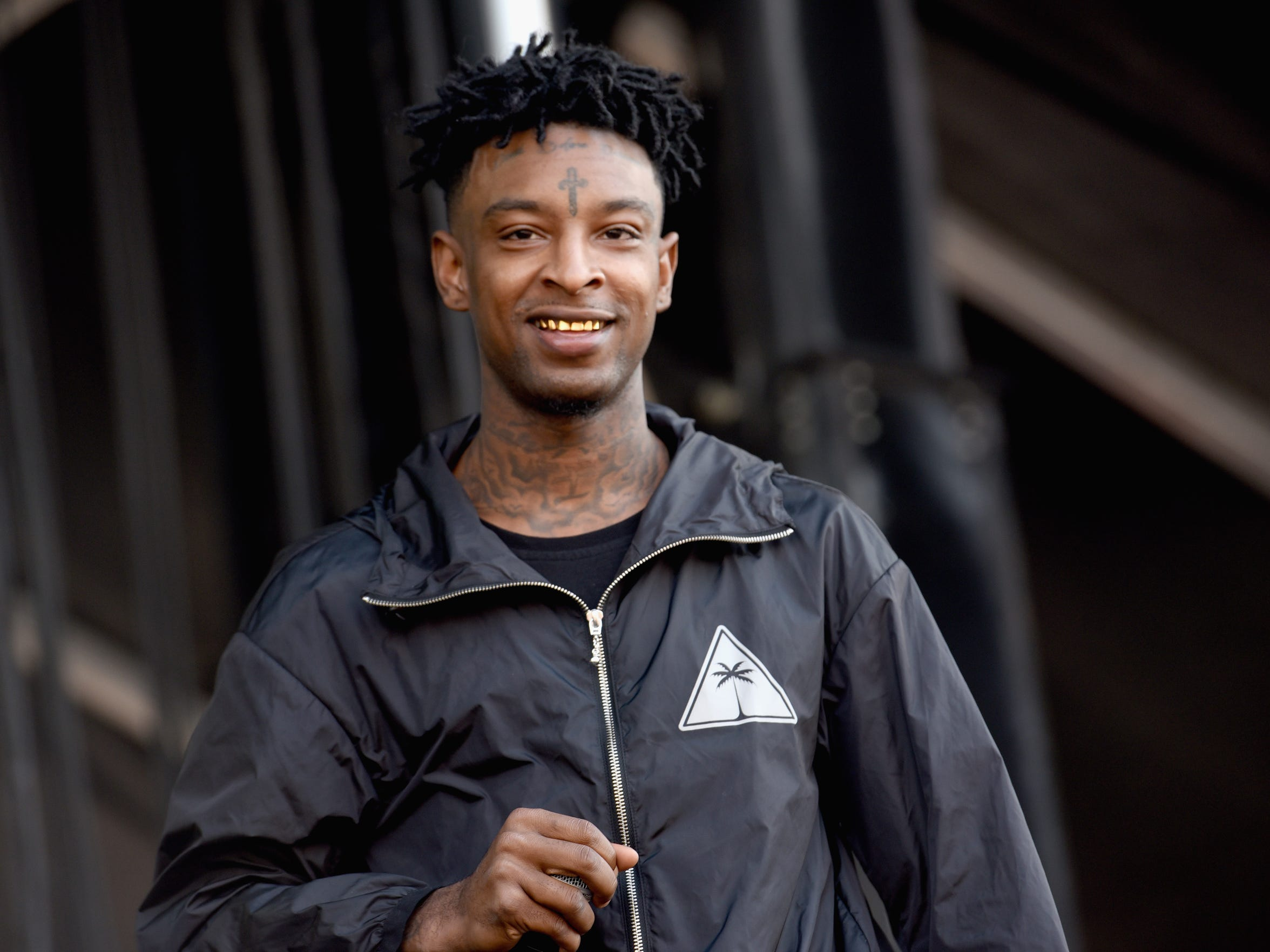 "With his blunt delivery and gritty honesty, 21 Savage provides an interesting feature on Post Malone's ""rockstar."" The song became #1 after its fourth week on the charts and became he and Post Malone's first #1 single."