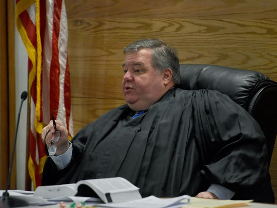 Sevier County Criminal Court Judge James Gass ruled