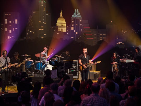 """Jason Isbell and the 400 Unit perform on """"Austin City"""