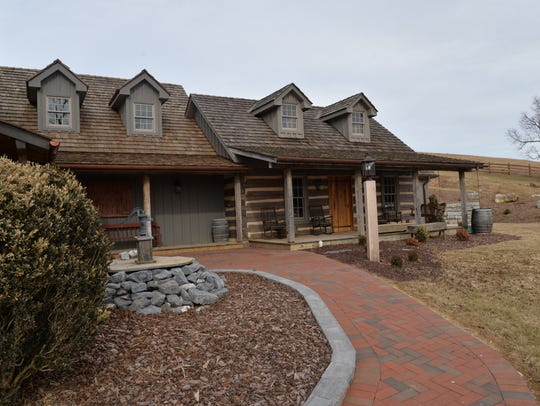 The Inn at Meadowcroft in Swoope was recently opened