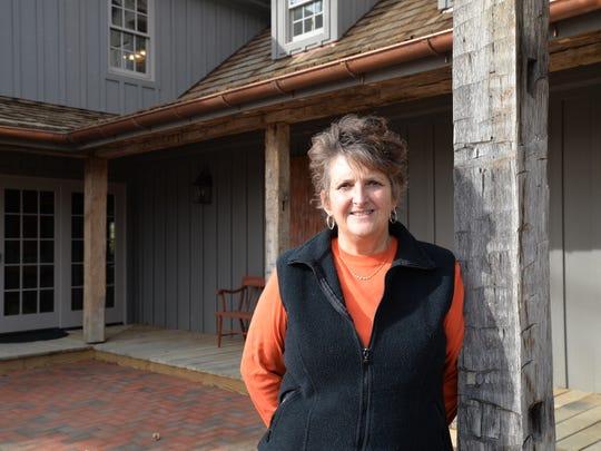 Judie Croft, owners of the Inn at Meadowcroft in Swoope.