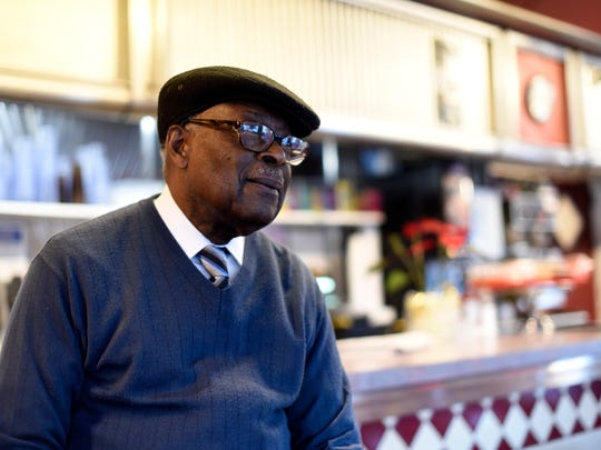 """Russell Graddy, who grew up in Georgia during the Jim Crow era, believes his race was a factor in the loss of his Atlantic City restaurant and, with it, the rest of his business holdings. """"I fought in Korea,"""" he said. """"I educated my kids, worked night and day, two and three jobs, never been arrested, played by the rules, got to be successful. And because I'm African-American, this is where I end up."""""""