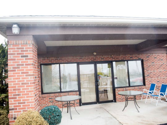 Nuzzella's Pizza is almost ready to open at 5201 Coffey Avenue in the Cumberland Valley Business Park.