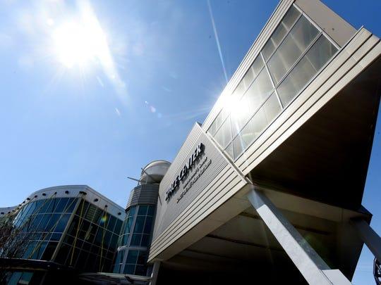 Sci-Port Discovery Center in Shreveport.