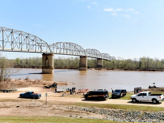 Bossier and Caddo marine patrol units have been searching the Red River near Plain Dealing since March 15, when a vehicle registered to Benton resident Jennifer Wilson was found abandoned on the bridge. Jennifer Wilson and her son, Coty Wilson, have been missing since that afternoon.