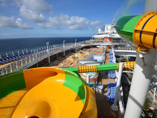 First look: Inside Royal Caribbean's Symphony of the Seas, world's largest cruise ship