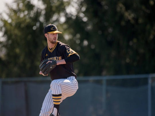 SPASH graduate Austin Schulfer was named to the Horizon League All-Freshman Team in 2015 after posting a 3-0 record with a 2.25 ERA for UW-Milwaukee.