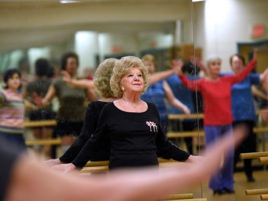 Jean Martin tap dance