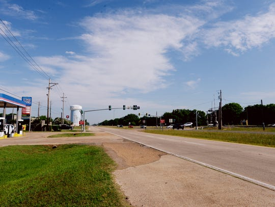 Barksdale Boulevard in South Bossier.