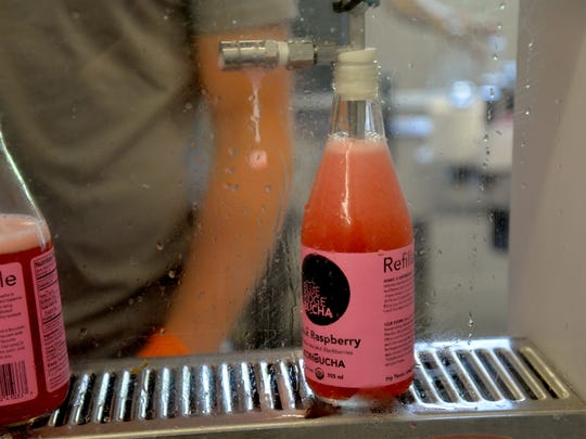 Blue Ridge Bucha has started production at its new