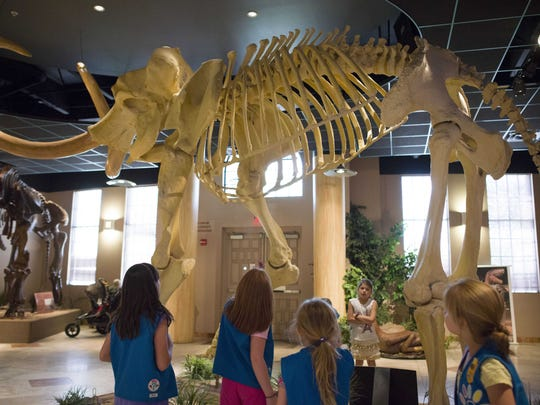 Both kids and their chaperone parents are invited to this sleepover at the Arizona Museum of Natural History on Friday, June 22.