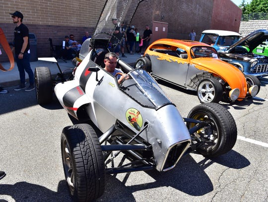 Luis Rodriguez, of Hope, NJ, wins The Hot Wheels Legends