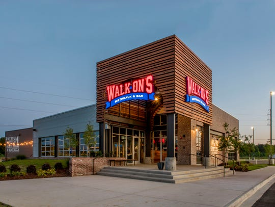 Walk-On's Bistreaux & Bar has 25 locations across the South.
