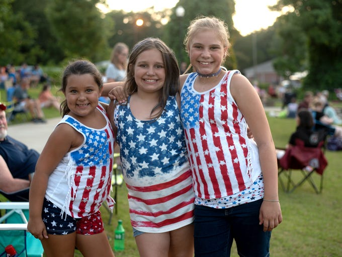 The City of Pickens hosted a family friendly Fourth