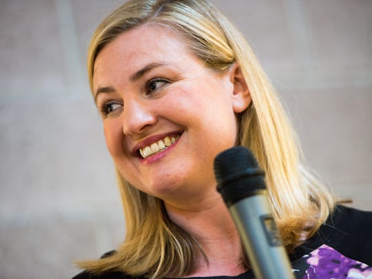 Phoenix City Councilwoman Kate Gallego said office