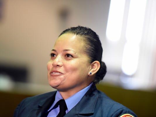 Angelina Tirado Fire Lt.