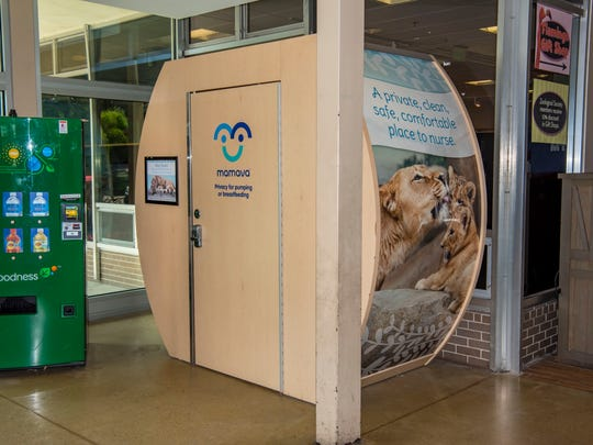 The Milwaukee County Zoo has three Mamava nursing suites.
