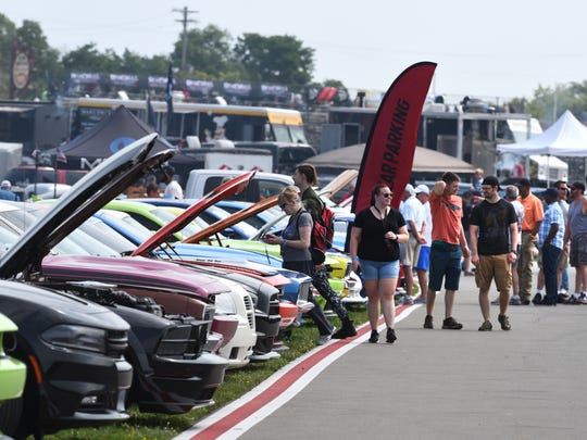 The M1 Concourse in Pontiac, which has been the home of events associated with the Woodward Dream Cruise, will host a major car event in fall 2021 known as the American Festival of Speed.