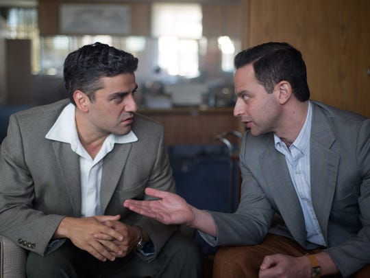 """Oscar Isaac (left) and Nick Kroll star in the """"Operation"""