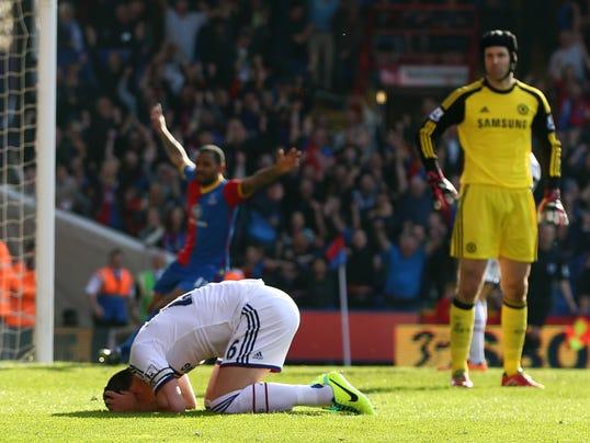 2014-3-29 Terry own goal