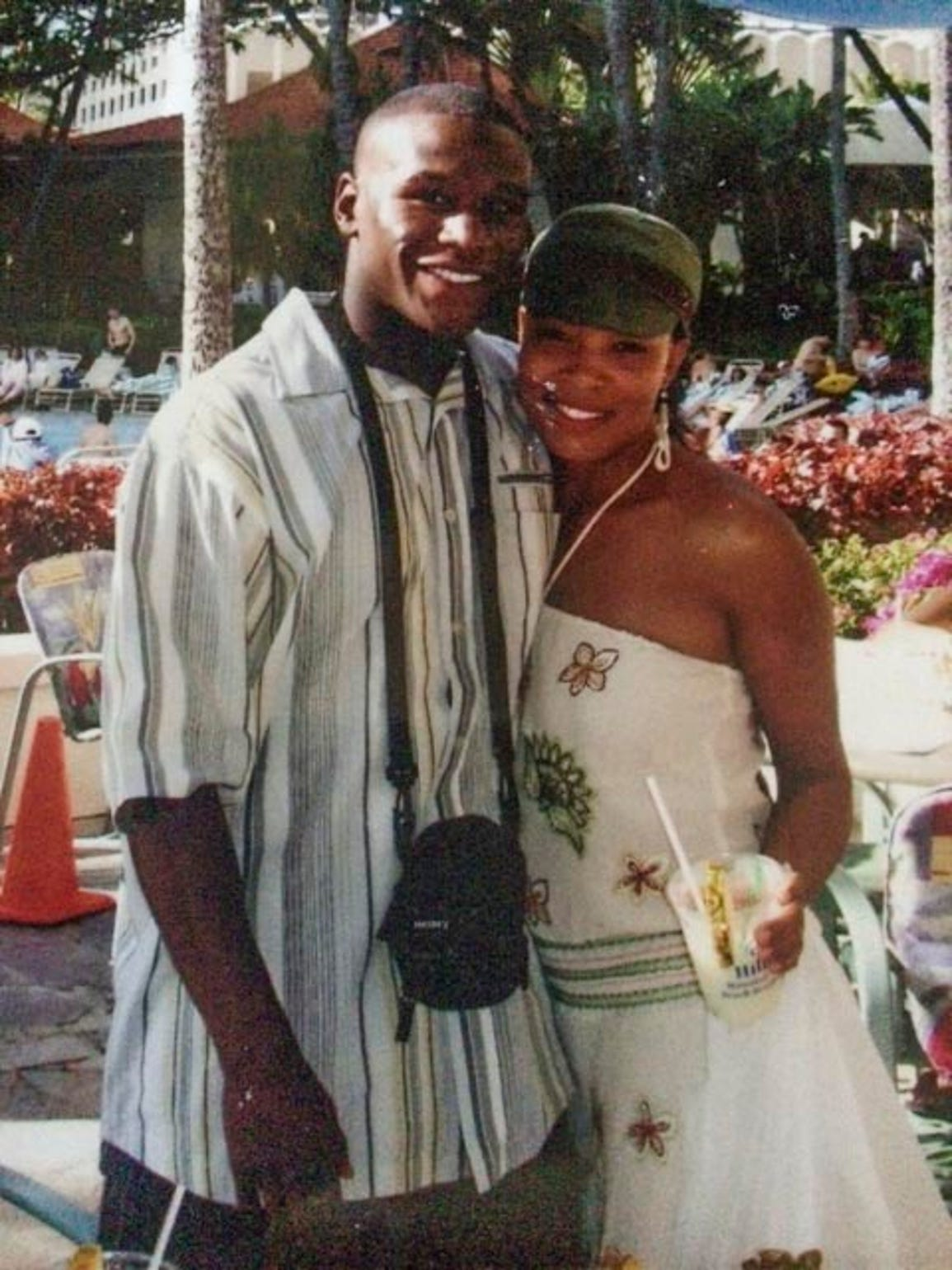 Life with Floyd Mayweather: 'I was a battered woman'