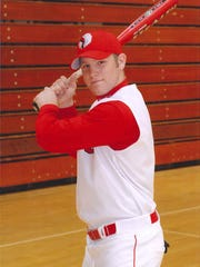 Josh Wierzba is one of Port Clinton's inductees into its athletic hall of fame Saturday.
