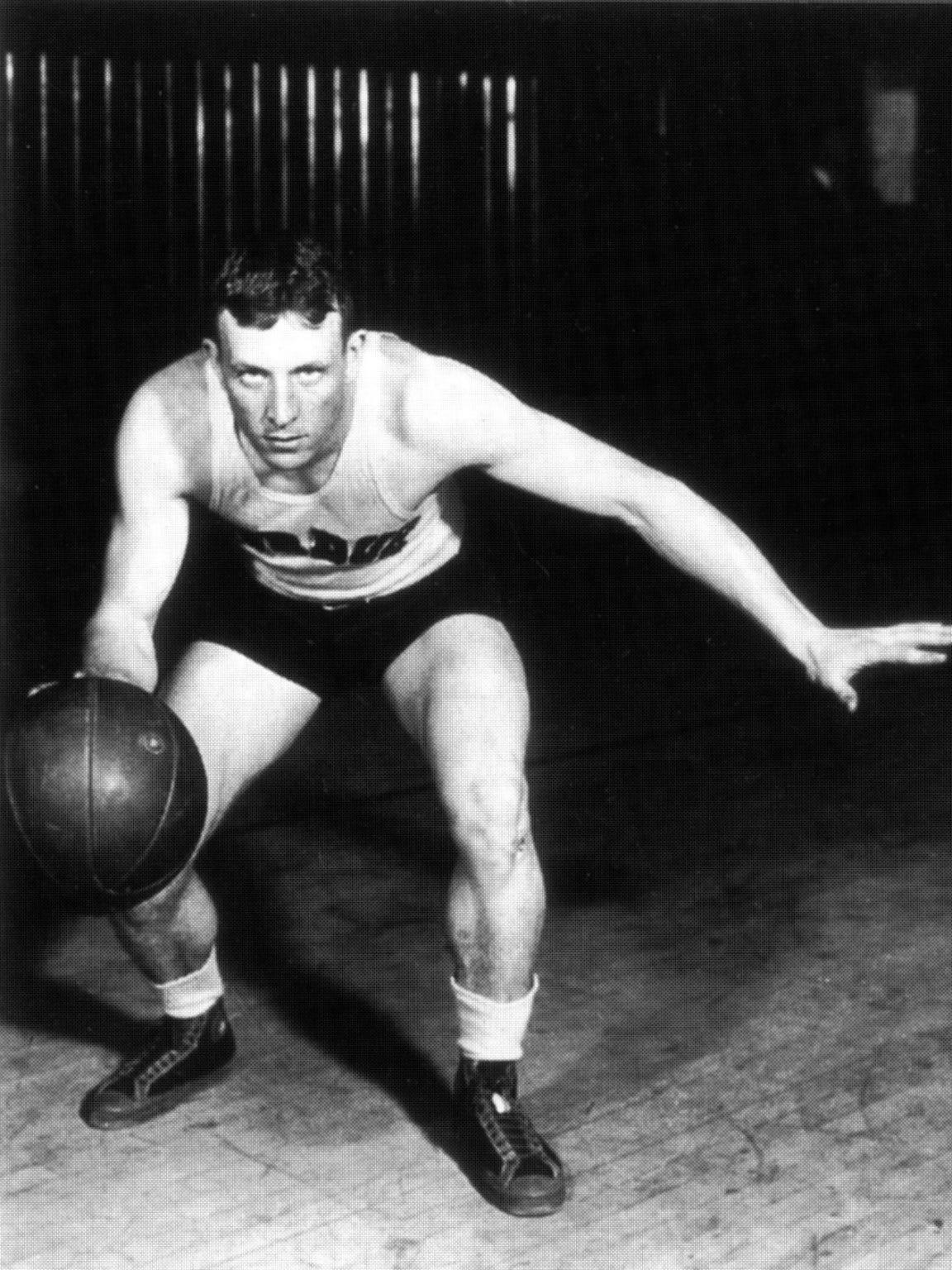 John Wooden, circa 1930