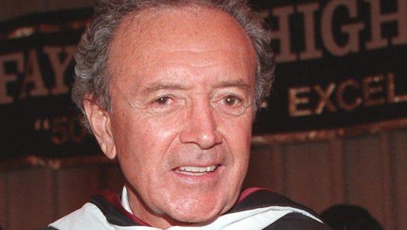 Vic Damone, born Vito Farinola, finally collected his