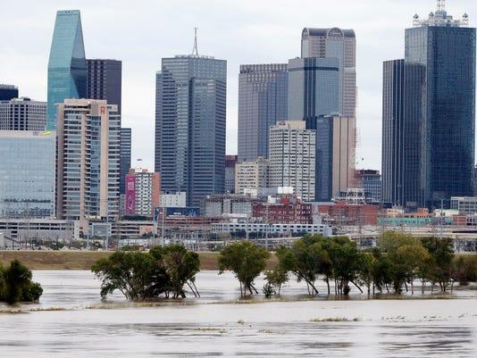 AP TEXAS STORMS A WEA USA TX